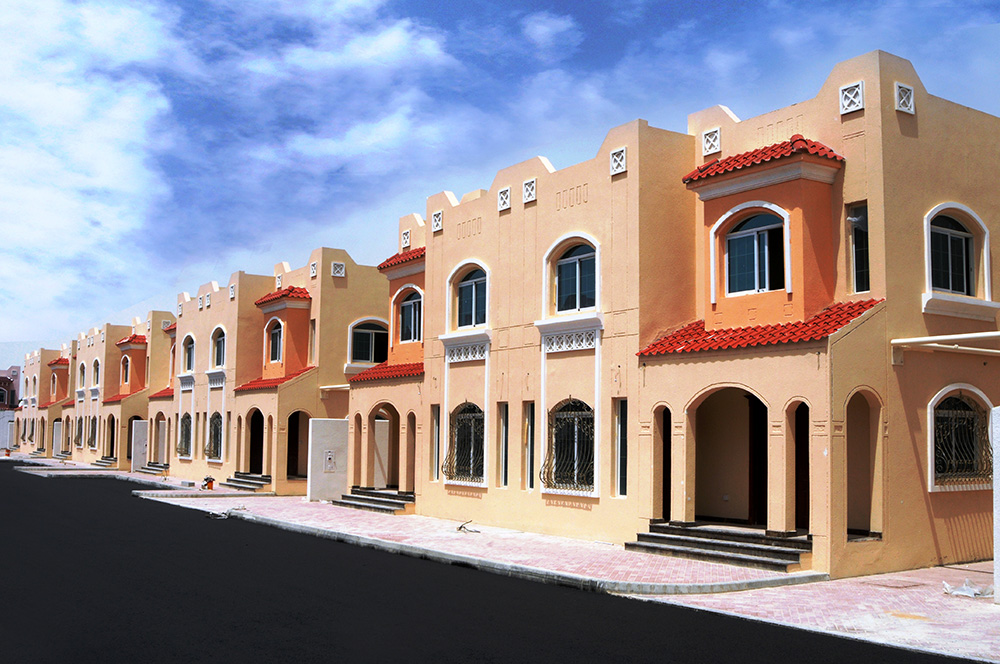 Building system trading contracting qatar